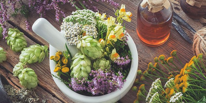 Natural Ingredients Used For Herbal Medicine